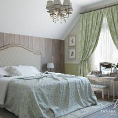 DM Solar Valley: styl , w kategorii Sypialnia zaprojektowany przez Design studio TZinterior group