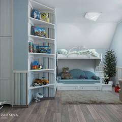 DM Solar Valley: styl , w kategorii Pokój dziecięcy zaprojektowany przez Design studio TZinterior group