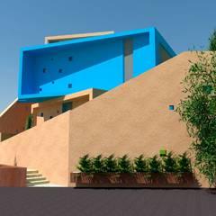 3d view:  Bungalows by Design Shelve