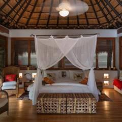 tropische Slaapkamer door NOAH Proyectos SAS