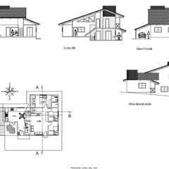 Single family home by Arquiteto Ivan Rocha