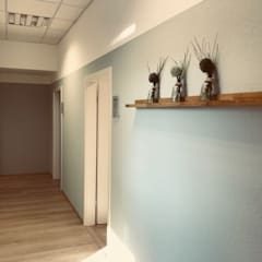 Physiotherapie Interieur Design:  Fitnessraum von Stilholz Pioch