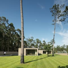 Jardines de estilo  por Raulino Silva Arquitecto Unip. Lda