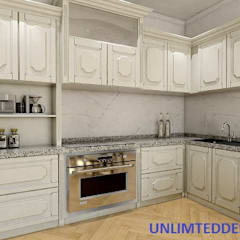 Kitchen units by unlimteddesigns/bansal designs