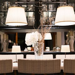 Paisagem Agridoce: Salas de jantar  por Studio Ideação
