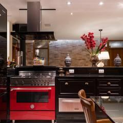Studio Ideação Dapur Gaya Country