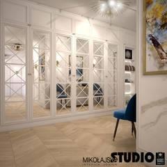 Corridor & hallway by MIKOŁAJSKAstudio