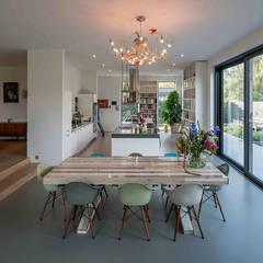 اتاق غذاخوری by Richèl Lubbers Architecten