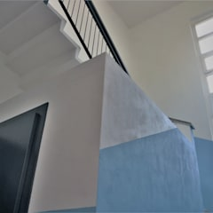 Cầu thang by Architetto Libero Professionista