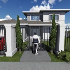 Residência : Casas  por Cláudia Legonde