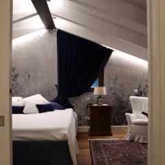 غرفة نوم تنفيذ M&M STUDIO