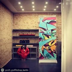 Fugenlos :  Geschäftsräume & Stores von VeniLux Berlin