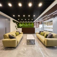 Gedung perkantoran by Style Home