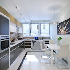 "Kitchen ""Jardine"" : Кухни в . Автор – Tatiana Tretiakova - interior designer"