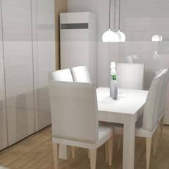 Salón-comedor : Comedores de estilo  de M2 Al Detalle