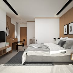 Manis Apartment:  โรงแรม by evodezign co.,ltd.