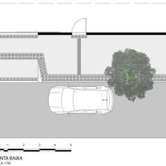 Adaptação de Calçada para Acessibilidade Universal: Pavimentos  por Milward Arquitetura