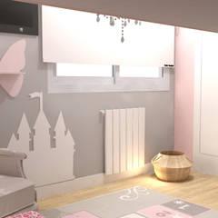 Habitaciones para niñas de estilo  por M2 Al Detalle