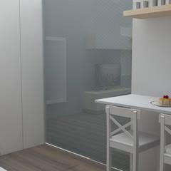 Built-in kitchens by M2 Al Detalle