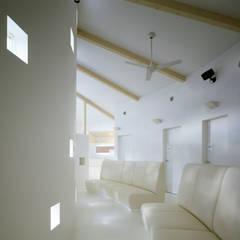 船津クリニック: 前田篤伸建築都市設計事務所が手掛けた医療機関です。