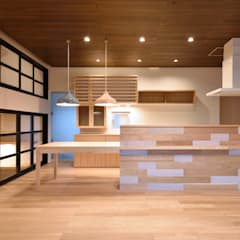 :  Kitchen by LSDdesign株式会社