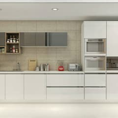 C:  系統廚具 by 木博士團隊/動念室內設計制作