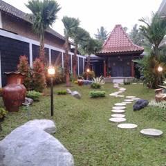 محلات تجارية تنفيذ Tukang Taman Surabaya - flamboyanasri