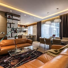 Zdjęcie salonu: styl , w kategorii Salon zaprojektowany przez Viva Design - projektowanie wnętrz