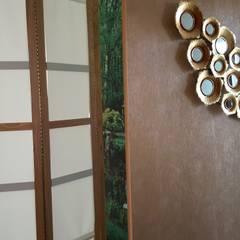 SPA de Luxo em Barcelos: Spas  por Atelier Kátia Koelho