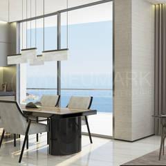 Dining room by Anton Neumark, Modern
