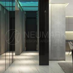 Corridor & hallway by Anton Neumark, Modern