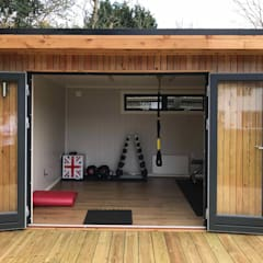 Ruang Fitness by Nordic Wood Ltd