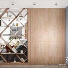 Corridor & hallway by Design studio TZinterior group