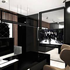 MAKE IT HAPPEN | I | Wnętrza domu: styl , w kategorii Domowe biuro i gabinet zaprojektowany przez ARTDESIGN architektura wnętrz