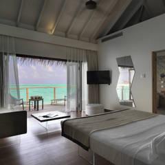 Cocoon Maldives Resort : Hotel in stile  di Maurizio Marcato