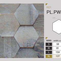 Pladec - Origami Collection: Escolas  por CreativeArq
