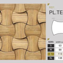 Pladec - Origami Collection: Espaços comerciais  por CreativeArq