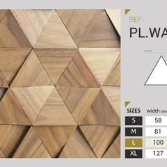 Pladec - Origami Collection: Espaços de restauração  por CreativeArq