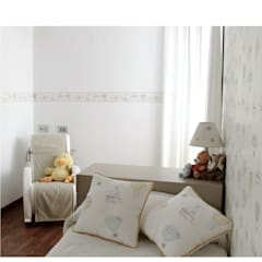 Boys Bedroom by homify, Mediterranean