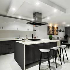 CODIAN CONSTRUCTORA: minimal tarz tarz Yemek Odası
