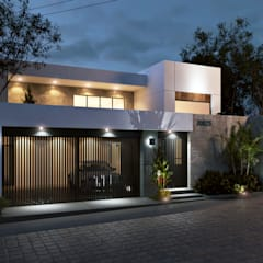 Houses by CODIAN CONSTRUCTORA,