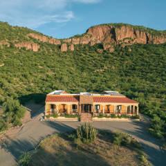 Hacienda la Pitahaya: Casas de estilo rural por GPro - Gabinete de Proyectos