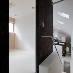三島の家: 前田篤伸建築都市設計事務所が手掛けた子供部屋です。,
