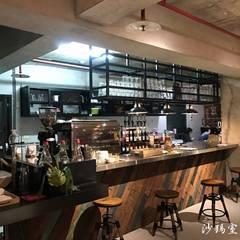 Văn phòng & cửa hàng by 沙瑪室內裝修有限公司