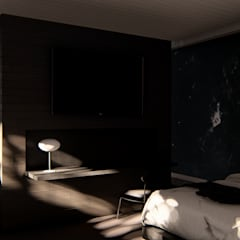 Master Bedroom:  Kamar Tidur by alexander and philips