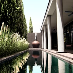 Garden Pool by alexander and philips