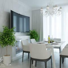 DM Hofman: styl , w kategorii Pokój multimedialny zaprojektowany przez Design studio TZinterior group