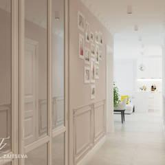 DM Hofman: styl , w kategorii Korytarz, przedpokój zaprojektowany przez Design studio TZinterior group