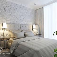 DM Hofman: styl , w kategorii Sypialnia zaprojektowany przez Design studio TZinterior group