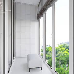 DM Hofman: styl , w kategorii Okna zaprojektowany przez Design studio TZinterior group